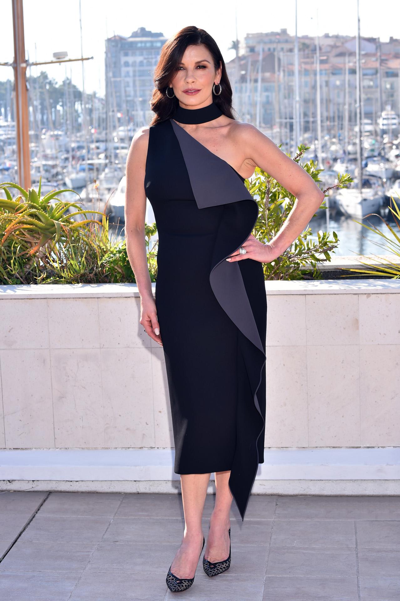 Catherine Zeta-Jones Secretos Belleza Transformación