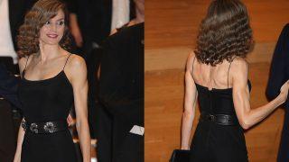 GALERÍA: Todos los looks de Letizia en el concierto previo a los Princesa de Asturias. / Gtres