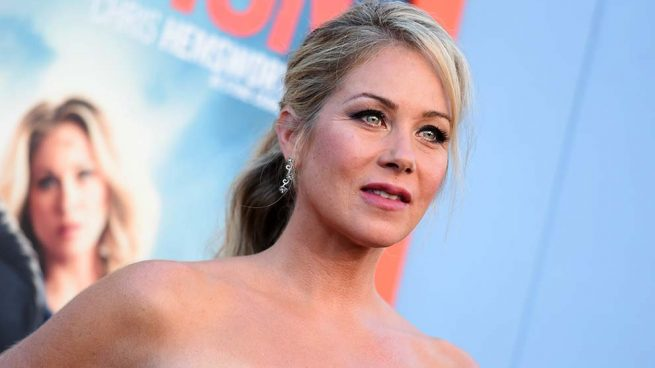 Christina Applegate cáncer