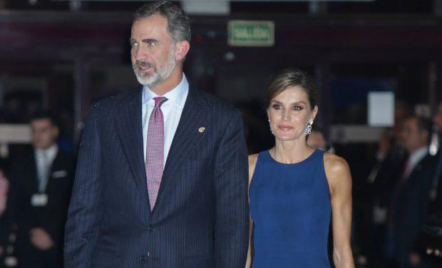 Letizia concierto Premios Princesa de Asturias