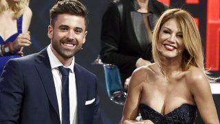 La presentadora Ivonne Reyes y Sergio Ayala en imagen de archivo /Gtres