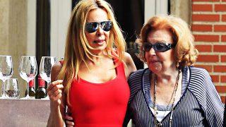 Ana María Obregón ha tenido que ser ingresada de urgencia debido a una dolencia cardíaca / Gtres
