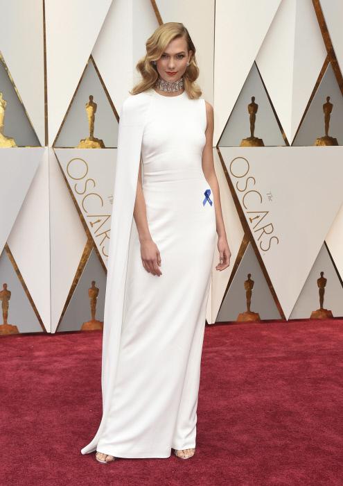 Karlie Kloss Letizia Mismo Vestido Stella McCartney