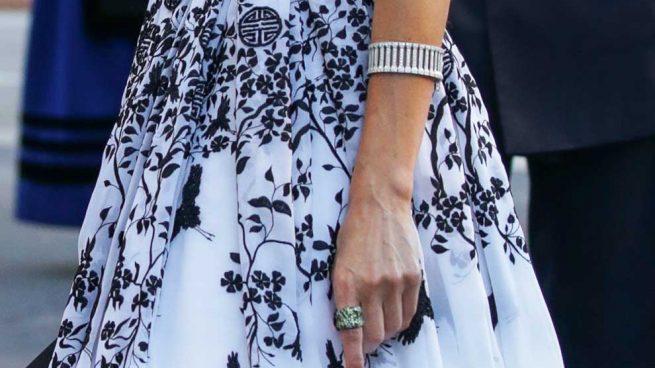 Letizia anillo