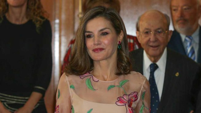 Letizia Vestido Flores