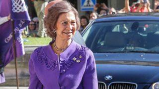 GALERÍA: Así ha sido la llegada de la Reina Sofía a Oviedo / Gtres