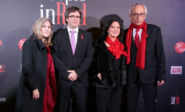 Víctima de la dictadura rumana, actriz y 'espiritista': así es la mujer que enamoró a Puigdemont