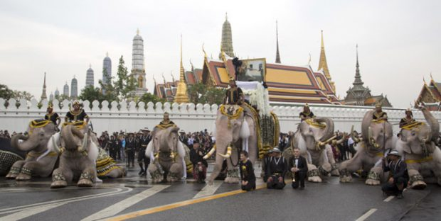 Doña Sofía, embajadora solitaria de la Corona en Tailandia