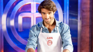 Juan Betancourt en imagen promocional de 'MasterChef Celebrity' /RTVE