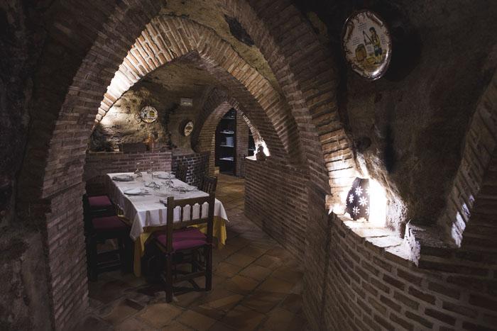 Restaurante Las Cuevas del Carnero en Navalcarnero / Gtres