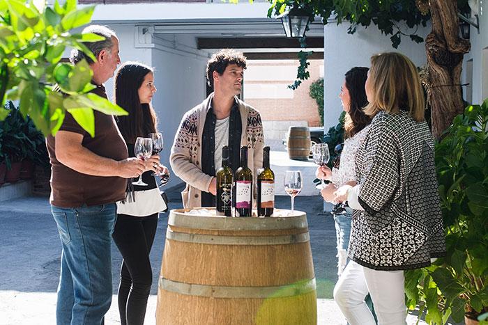 Bodegas Munoz Martin denominacion de Origen Vinos de Madrid