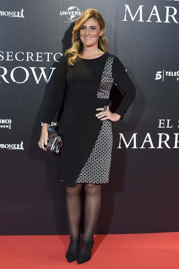 Carlota Corredera Estilo Looks El secreto de Marrowbone