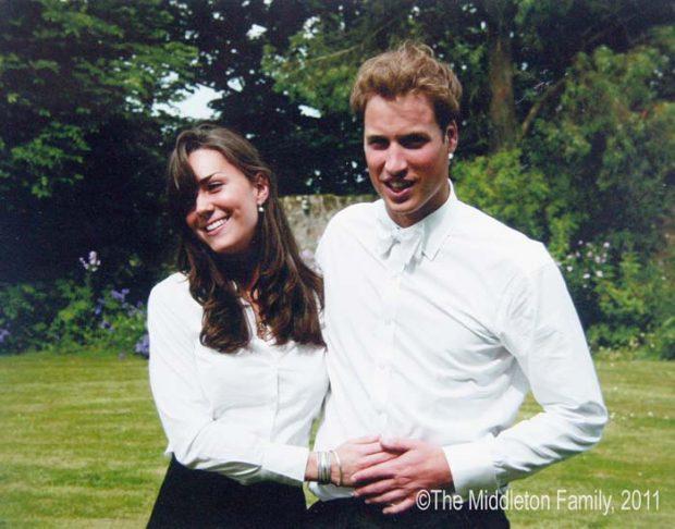 El príncipe Guillermo estaba enamorado de otra cuando conoció a Kate Middleton