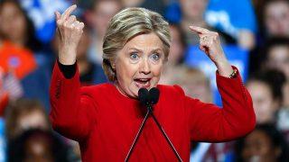 Hillary Clinton en una imagen de 2016 / Gtres