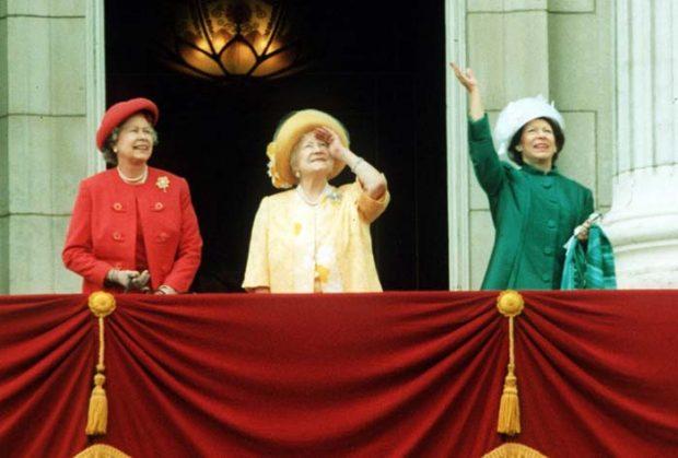 """Margarita de Inglaterra, la reina del """"bon vivant"""""""