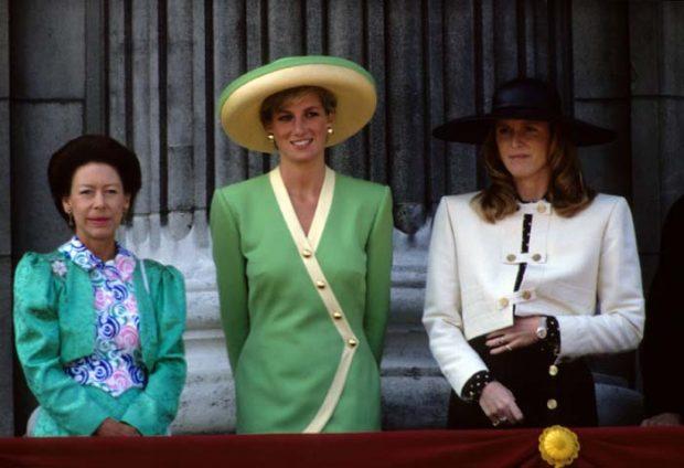 Sarah Ferguson ultrajada por su excuñado, el príncipe Carlos