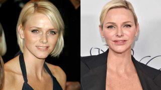 GALERÍA: La impactante transformación del rostro de Charlene de Mónaco. / Gtres