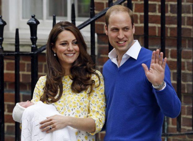 El secreto de Kate Middleton para aliviar los dolores del parto