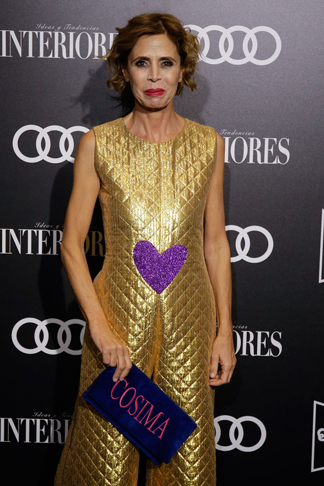 El emotivo mensaje 'fashion' de Agatha Ruiz de la Prada