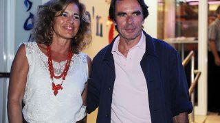 GALERÍA: Ana Botella y José María Aznar celebran este sábado su 40 aniversario. Contrajeron matrimonio en 1977 y desde entonces, han sido muy felices /Gtres