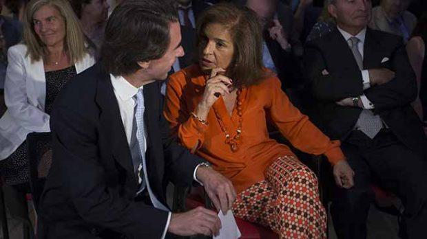 Ana Botella José María Aznar