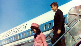 Jackie y John Kennedy. / Gtres