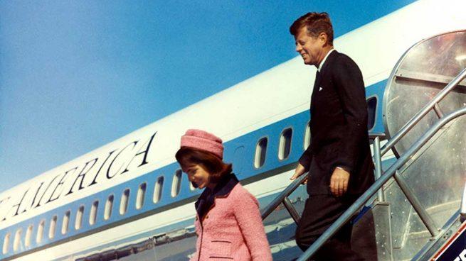 Jackie Kennedy Traje Chanel Asesinato JFK