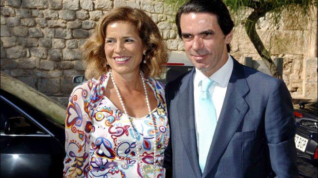 José María Aznar Ana Botella