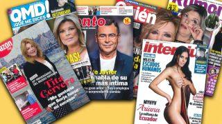 CONSULTAR PORTADAS | Revistas del lunes