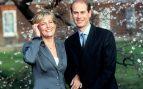 El príncipe Eduardo y Sophie-Rhys Jones