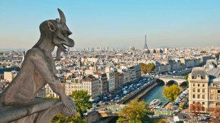 Vista aérea de París / Gtres