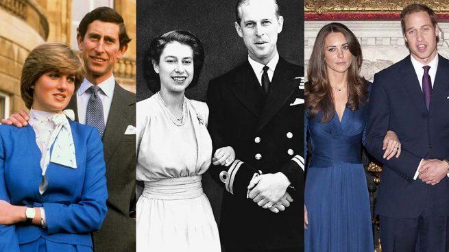 """Las """"otras pedidas"""" de la Familia Windsor"""