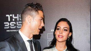 GALERÍA: Cristiano Ronaldo y Georgina, una pareja poco amiga de las cámaras / Gtres
