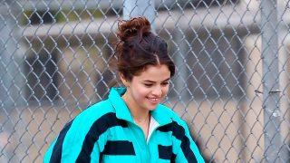 Selena Gomez en una de sus últimas apariciones tras la ruptura con The Weeknd / Gtres