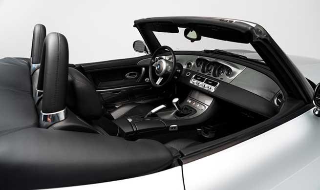 BMW Z8 propiedad de Steve Jobs