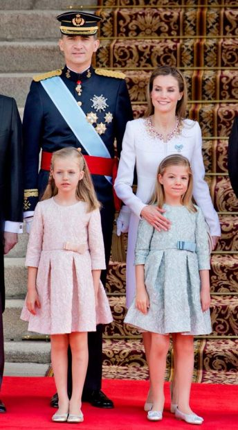 Leonor podría convertirse en Princesa de Jaén