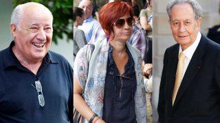 GALERÍA: Las personalidades más ricas de España, según Forbes / Gtres
