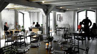 Salón del antiguo restaurante Noma / Gtres