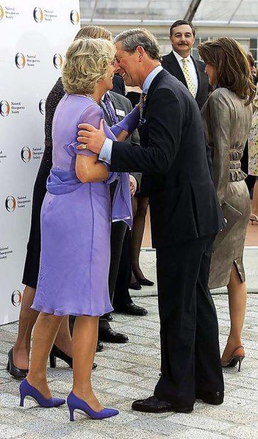 Carlos de Inglaterra y Camilla Parker