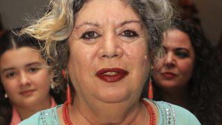María Jiménez en una imagen de archivo/Gtres