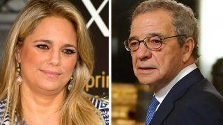 GALERÍA: Isabel Sartorius y César Alierta, pareja sorpresa / Gtres
