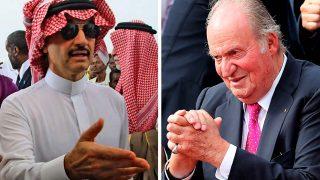 GALERÍA: Al Waleed Bin Talal, el amigo del rey Juan Carlos en 5 datos curiosos / Gtres
