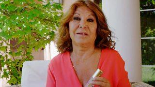 Meli Camacho recomienda el serum oro de Dercare.