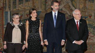 GALERÍA: Todos los detalles de la recepción a los Reyes en El Pardo / Gtres