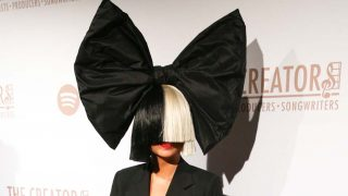 Sia, la artista canadiense de la aparatosa peluca / Gtres