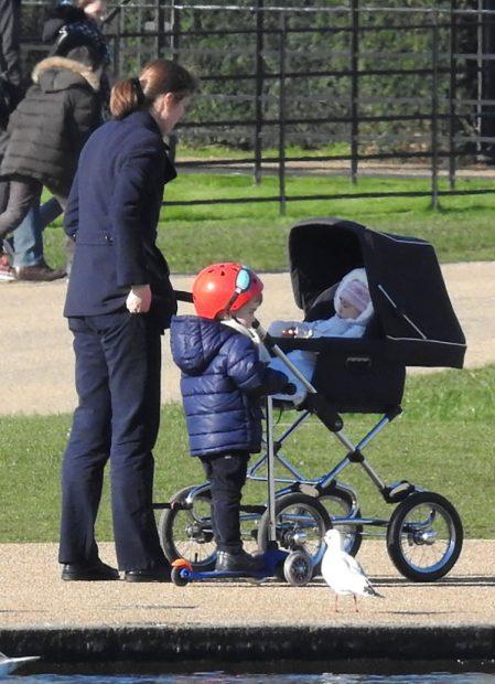 La ' misteriosa escapada' de Kate Middleton y el príncipe Guillermo