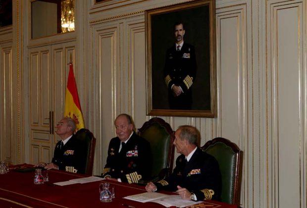 Don Juan Carlos reaparece tras casi dos meses de ausencia