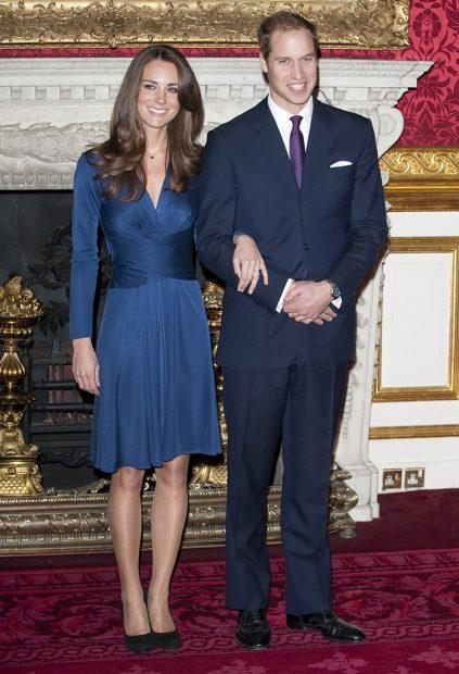 ¿Por qué Kate Middleton no debería llevar el anillo de Diana?