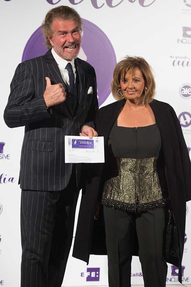 Edmundo y María Teresa Campos