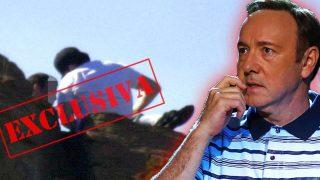 GALERÍA: Así fue el encuentro íntimo de Kevin Spacey con un joven / LOOK